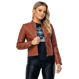 Slika VERO MODA SHEENA SHORT FAUX LEATHER JACKETS