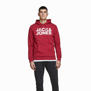 Slika JACK & JONES CORP LOGO SWEAT HOOD