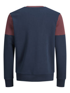 Slika JACK & JONES REXEN SWEAT CREW NECK