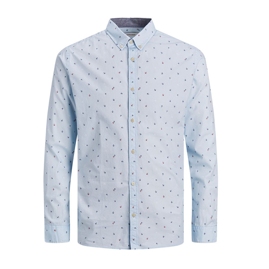 Slika JACK & JONES FRANK SHIRT LS PLAIN