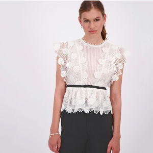 Slika AXEL BLOUSE WITH LACE