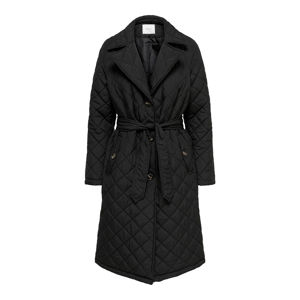 Slika JACQUELINE DE YONG LONG QUILTED TRENCHCOAT
