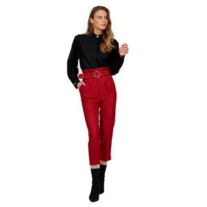 Slika SETRE HIGH WAIST CROPPED TROUSERS