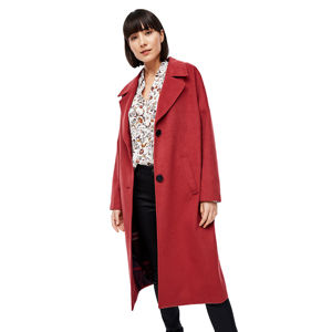 Slika S.OLIVER Oversized coat with satin lining