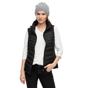 Slika S.OLIVER Quilted body warmer with a softshell insert