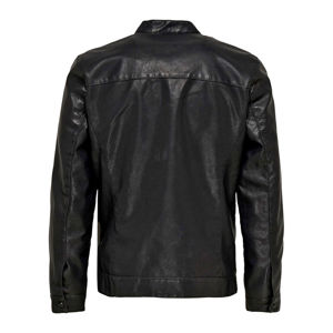 Slika ONLY & SONS LEATHER LOOK JACKET