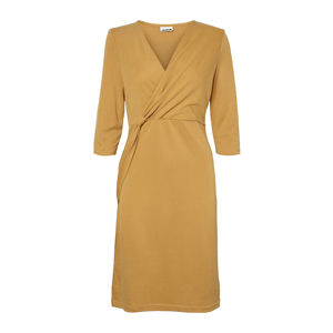 Slika NOISY MAY TACITA 3/4 SLEEVE DRESS