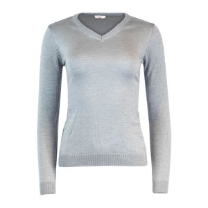 Slika RENEE BASIC V-NECK KNIT
