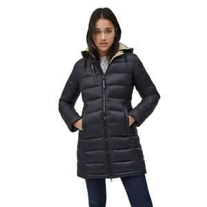 Slika PEPE JEANS LINNA QUILTED LONG COAT