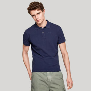 Slika PEPE JEANS VINCENT POLO WITH EMBROIDERED LOGO