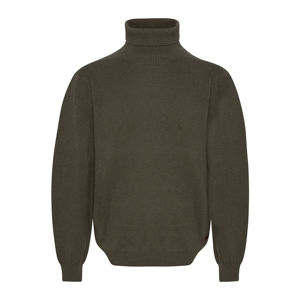 Slika PEPE JEANS RELAXED FIT HIGH NECK JUMPER